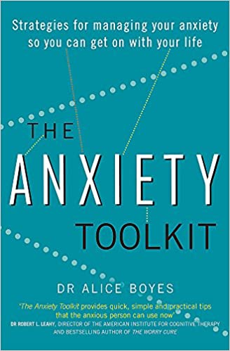 The Anxiety Toolkit: Strategies for managing your anxiety so you can get on with your life  - Paperback
