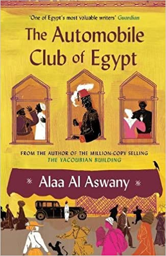 The Automobile Club of Egypt  - Paperback