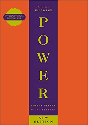 The Concise 48 Laws Of Power (The Robert Greene Collection) Paperback