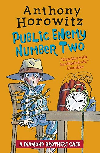 The Diamond Brothers in Public Enemy Number Two - Paperback