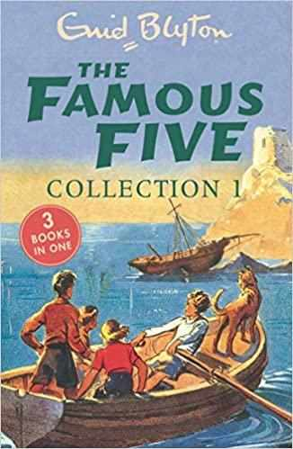 The Famous Five Collection 1: Books 1-3 (Famous Five: Gift Books and Collections) - Paperback