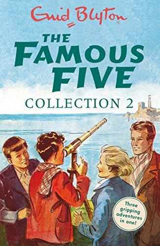 The Famous Five Collection 2: Books 4-6 (Famous Five: Gift Books and Collections) - Paperback