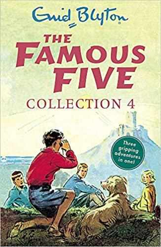 The Famous Five Collection 4: Books 10-12 (Famous Five: Gift Books and Collections)  - Paperback