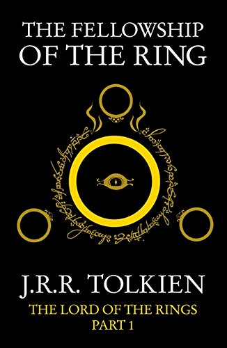 The Fellowship of the Ring (The Lord of the Rings, Book 1)  - (PB)