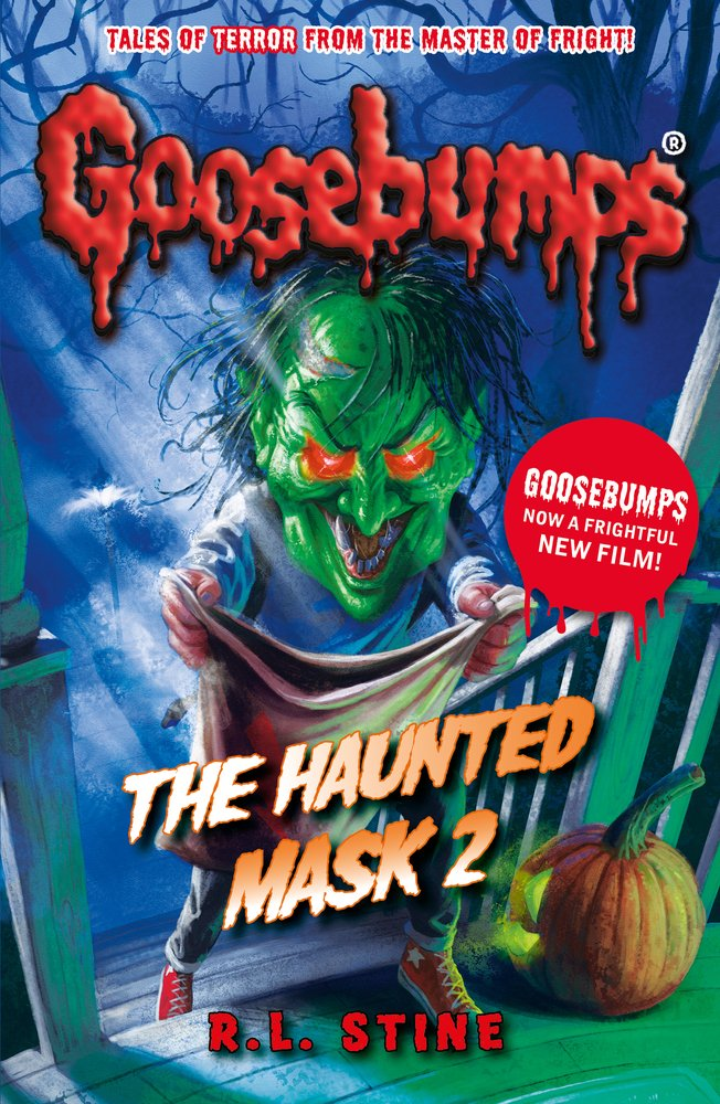 The Haunted Mask 2 (Goosebumps) Paperback