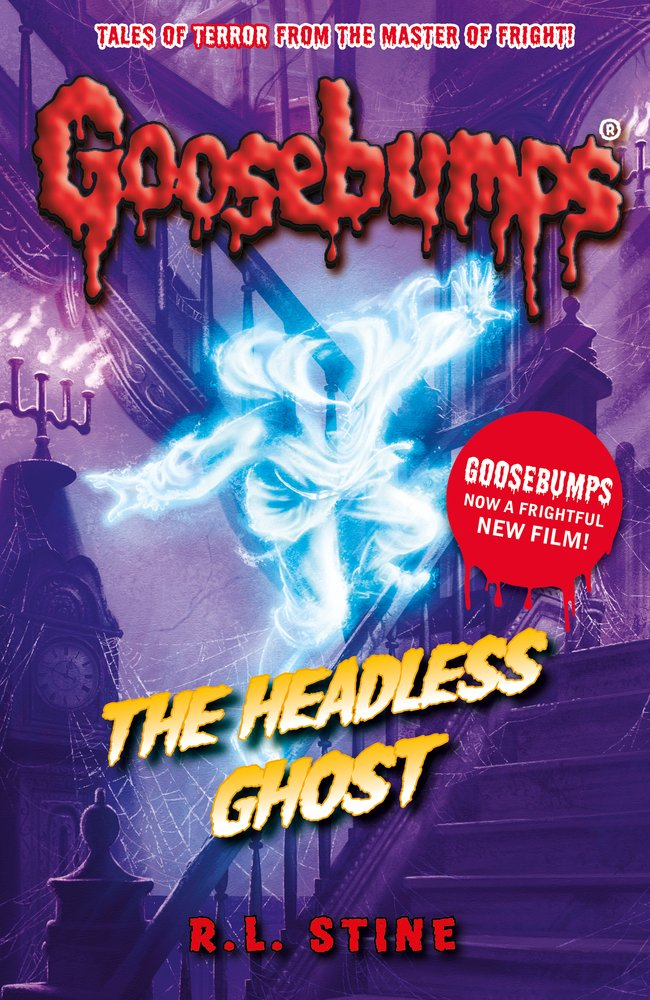 The Headless Ghost (Goosebumps) Paperback