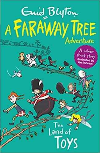 The Land of Toys: A Faraway Tree Adventure  - Paperback