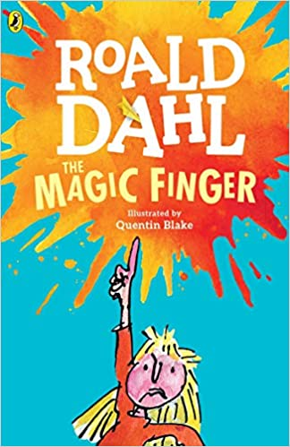 The Magic Finger  - Paperback