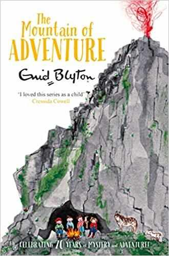 The Mountain of Adventure (The Adventure Series) Paperback