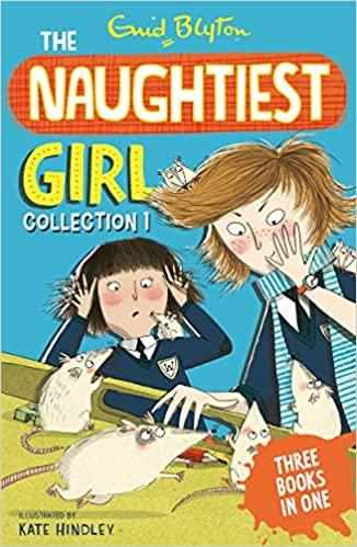 The Naughtiest Girl Collection 1: Books 1-3 (The Naughtiest Girl Gift Books and Collections) - Paperback