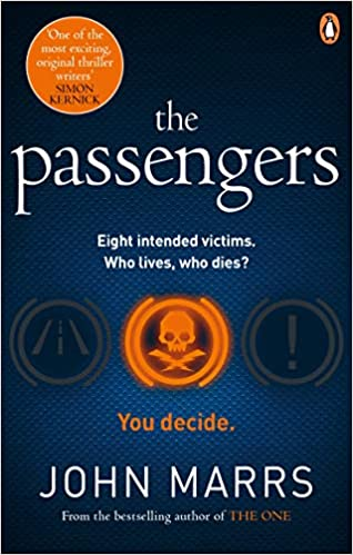 The Passengers: A near-future thriller with a killer twist  - Paperback
