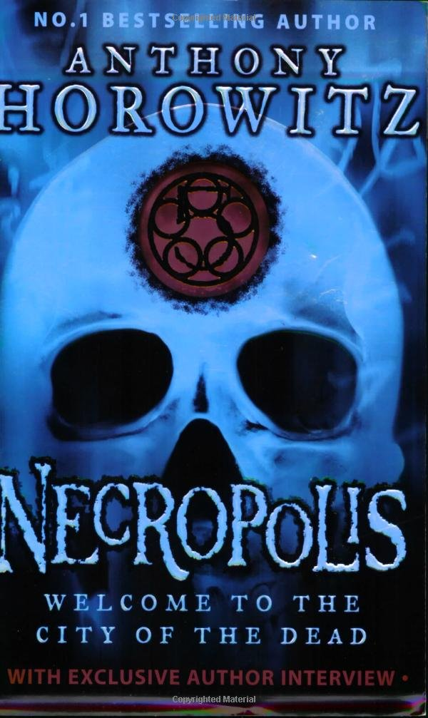 The Power of Five: Necropolis Paperback