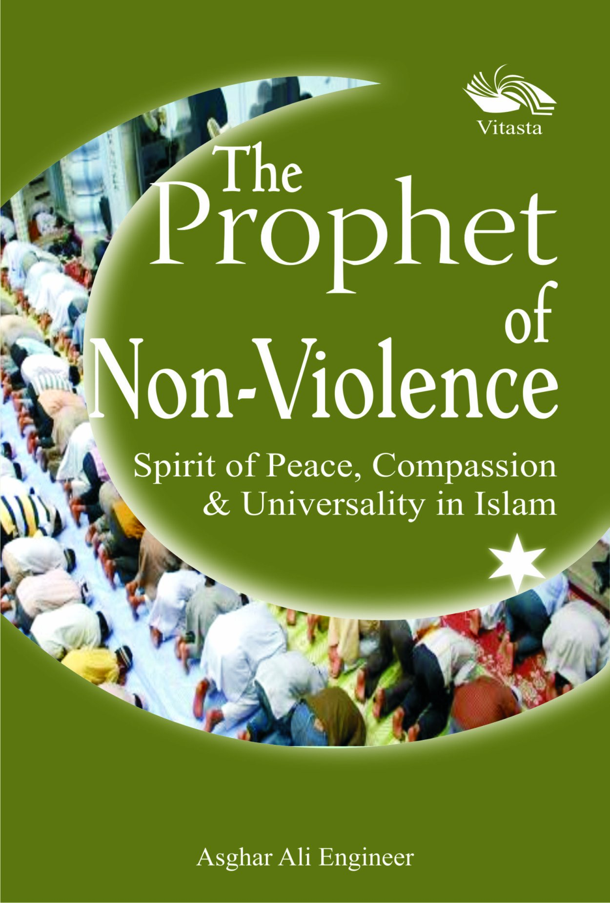 The Prophet of Non Violence Hardcover