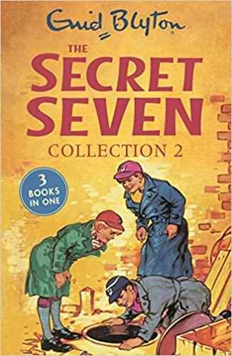 The Secret Seven Collection 2: Books 4-6 (Secret Seven Collections and Gift books)  - Paperback
