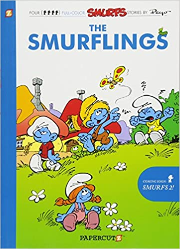 The Smurfs #15: The Smurflings (The Smurfs Graphic Novels)
