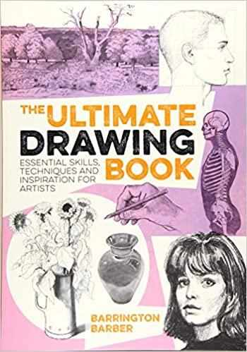 The Ultimate Drawing Book: Essential Skills, Techniques and Inspiration for Artists  - Paperback