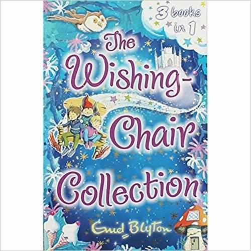 The Wishing - Chair Collection 3 Books in 2   - (PB)