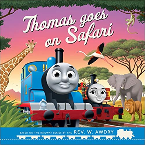 Thomas & Friends: Thomas Goes on Safari - Paperback