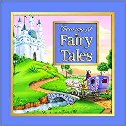 Treasury of Fairy Tales Hardcover