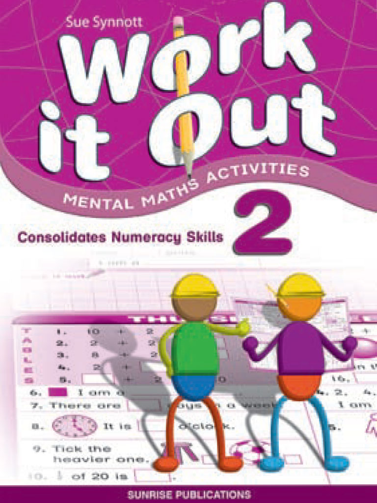 Work It Out Mental Maths Activities Book 2