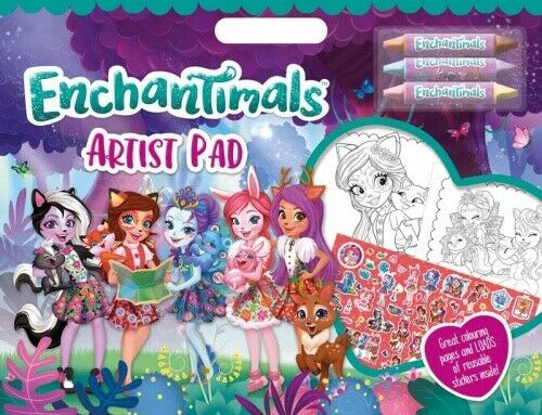 Enchantimals  Artist Pad   - HB
