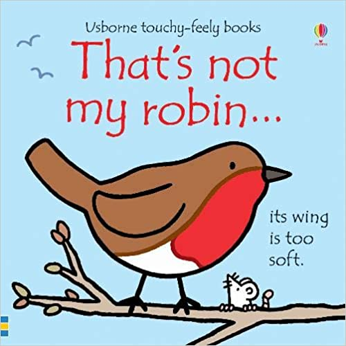 That's not my robin... Board book