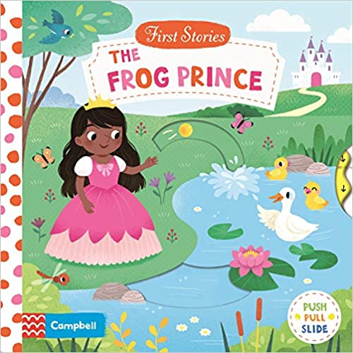 The Frog Prince (First Stories) - Board book
