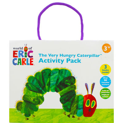 The Very Hungry Caterpillar Activity Pack