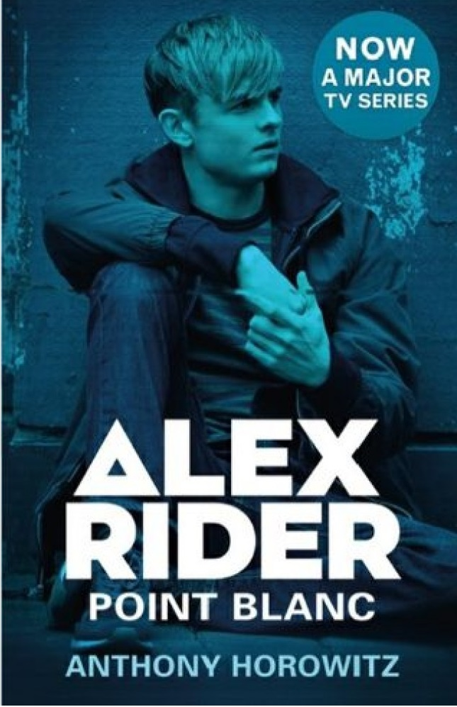 Alex Rider 02: Point Blanc. TV Tie-In - (PB)
