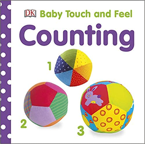 Baby Touch and Feel Numbers - (BB)