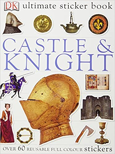 Castle & Knight Ultimate Sticker Book - (PB)