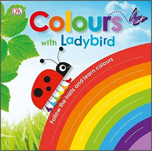 Colours with a Ladybird - (BB)