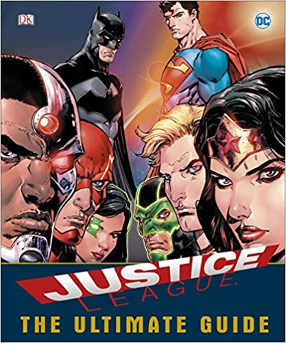 DC Comics Justice League The Ultimate Guide - (HB)