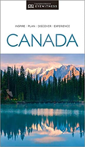 DK Eyewitness Canada (Travel Guide) - (PB)