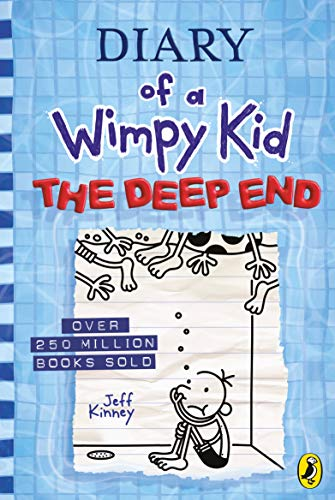 Diary of a Wimpy Kid: The Deep End (Book 15) - (HB)
