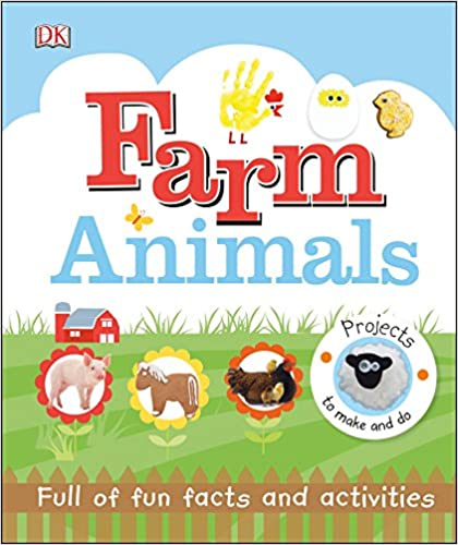 Farm Animals (Practical Facts/Little People) - (PB)