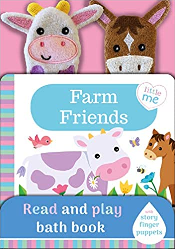 Farm Friends - (Bath Book)