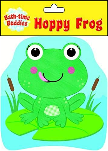 Frog (Shaped Bath Book 3) - (Bath Book)