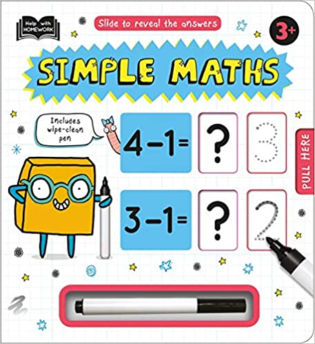 HWH Answer & Reveal Simple Maths - (BB)