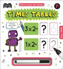 HWH Answer & Reveal TimesTables - (BB)