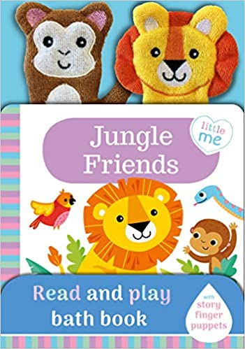 Jungle Friends - (Bath Book)