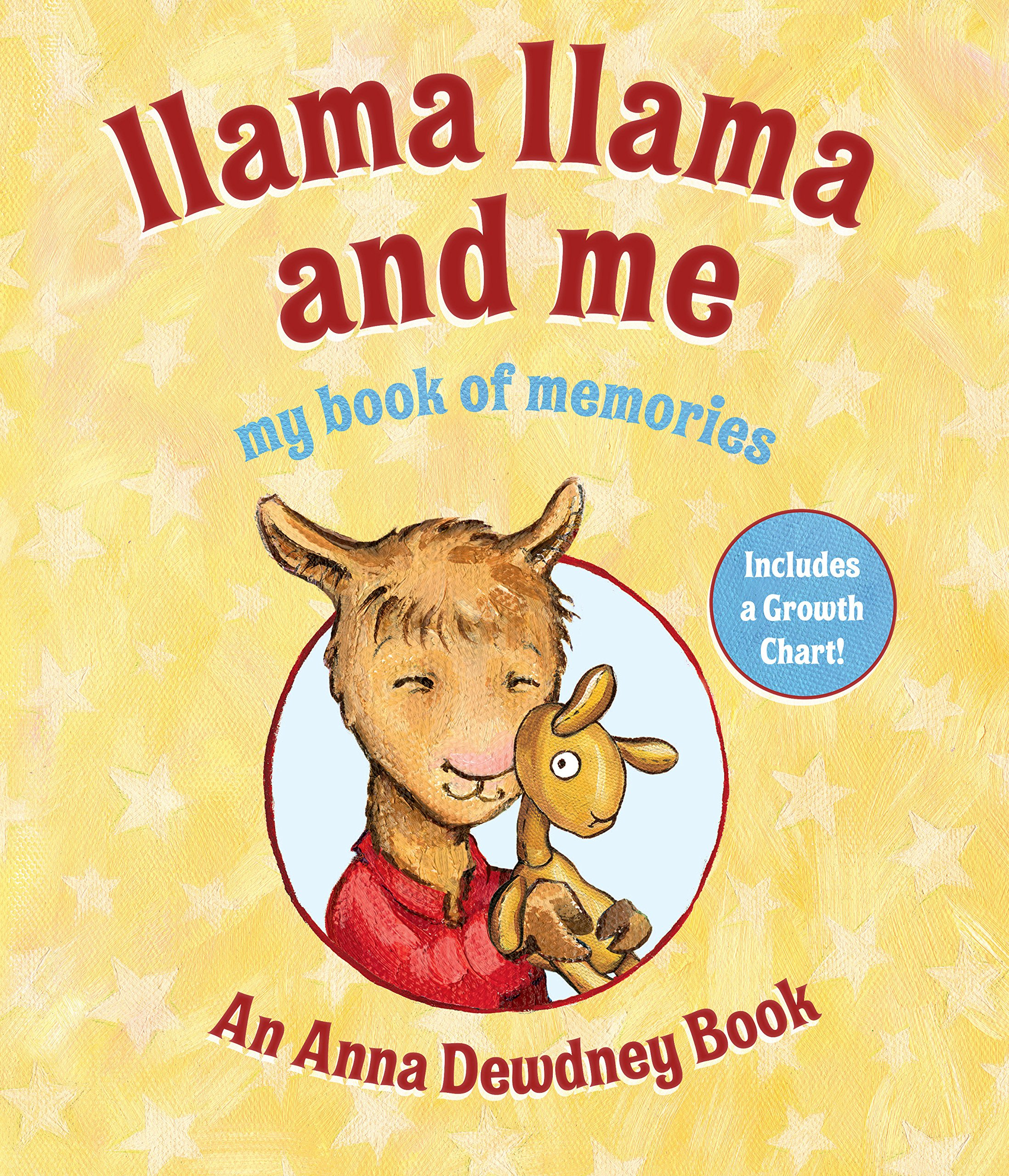 Llama Llama and Me: My Book of Memories - (HB)