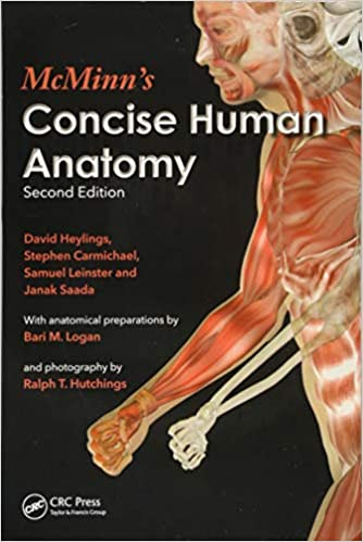 MCMINN'S CONCISE OF HUMAN ANATOMY 2e - (PB)