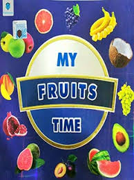 MY TIME SERIES: MY FRUITS TIME