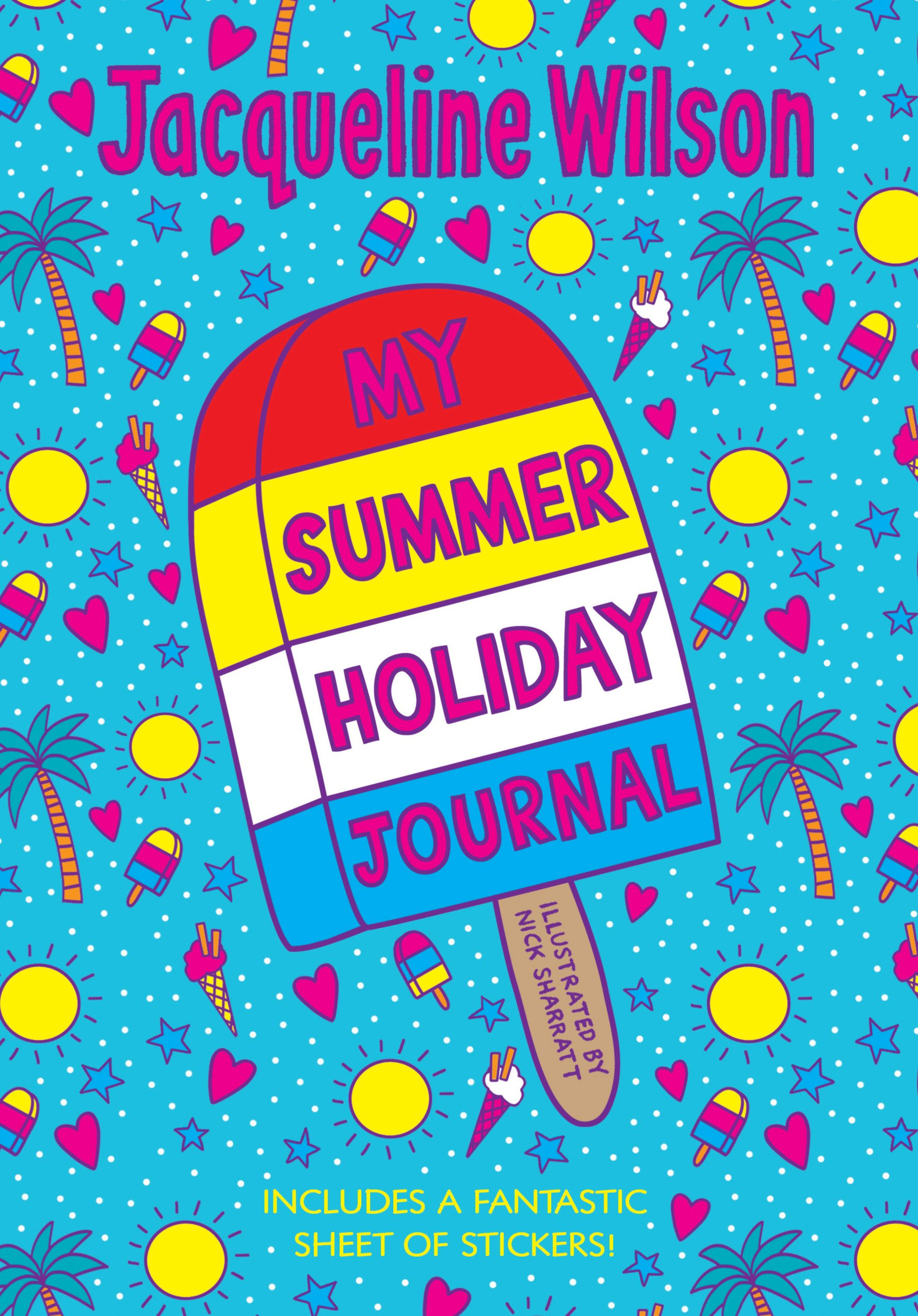 My Summer Holiday Journal - (PB)