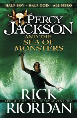 Percy Jackson And The Sea Of Monsters - (PB)