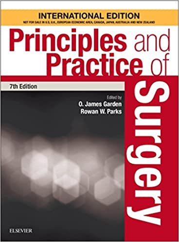 Principles and Practice of surgery - PB