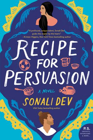 Recipe for Persuasion: A Novel - (PB)