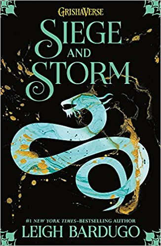 Shadow and Bone: Siege and Storm: Book 2 - (PB)