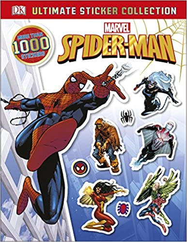 Spider-Man Ultimate Sticker Collection  -  (PB)
